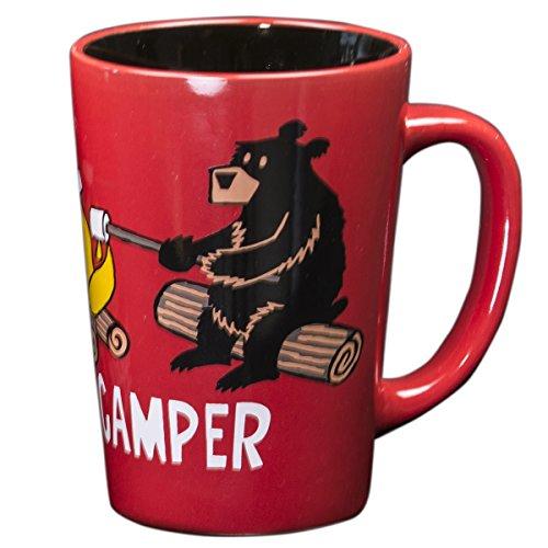 LazyOne Happy Camper - Happy Camper Becher