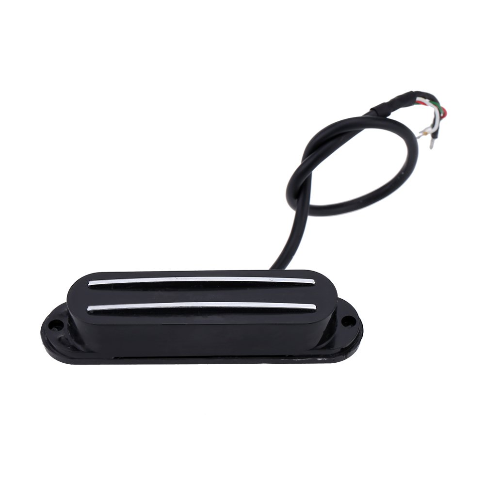51q8oP2XF9L._SL1000_ andoer� dual hot rail single coil humbucker pickup 4 wire for  at crackthecode.co