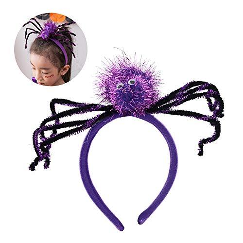 Einzigartige Familien Halloween Kostüm - YXYXN Halloween-StirnbäNder, Spinnen Stirnband Halloween KostüM