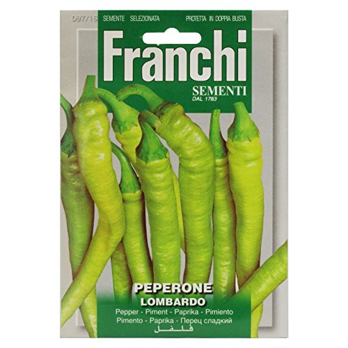 Seeds of Italy Franchi Piment Lombard