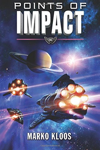 Points of Impact (Frontlines) por Marko Kloos
