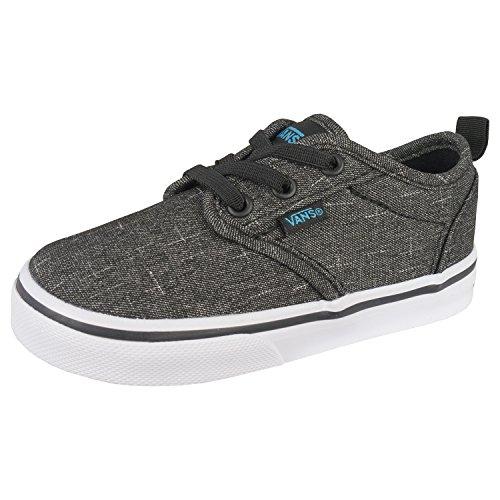 Vans Atwood Slip-On Infant Sneakers - Noir / océan Hawaiian Noir / Hawaïen Océan