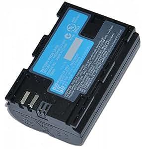 Batterie Appareil Photo E-force® pour CANON Eos 6D - Livraison Gratuite de France en 48h. Garantie : site Français