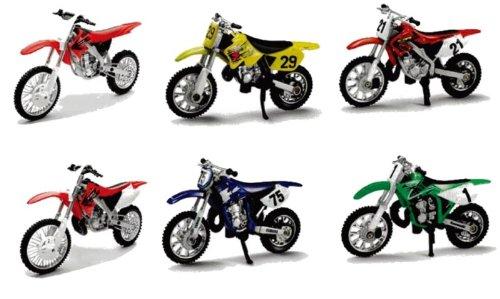 New Ray Moto Cross, Multicolore, 3.nr06017