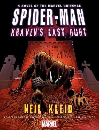 Preisvergleich Produktbild Spider-Man: Kraven's Last Hunt Prose Novel