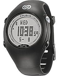 Soleus Mini GPS-Uhr Pulsuhr Fitness Uhr