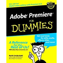 Adobe Premiere For Dummies by Underdahl, Keith (2002) Paperback