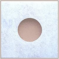 5 Filter Ersatzfilter für Limodor Lüfter - 226x226 mm - Filterklasse G2 - für Serie F Typ D LF ELF F/C und Deckel glattflächig (00003, 00010, 90016)