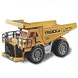 Juegos de bloques Desmontaje y montaje de ingeniería vehículo desmontable tornillo herramienta de combinación rompecabezas juguete para niños 3-6 años camión volquete