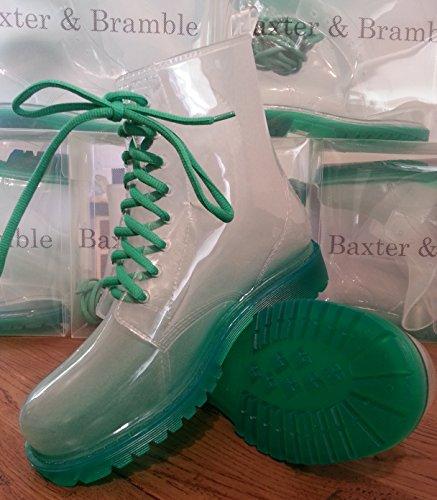 Baxter & Bramble , Bottes de Pluie femme Vert