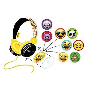 Emoji-anpassbar Ausinės Flip N–GELB