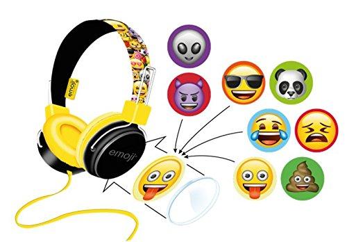 Emoji in N interruttore da personalizzare, colore giallo
