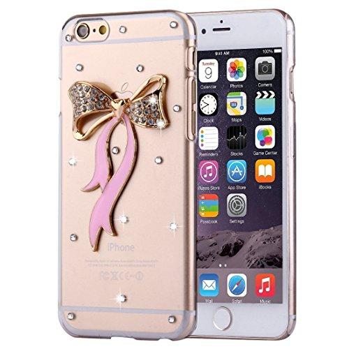 GHC Cases & Covers, Fevelove für iPhone 6 & 6s Diamond verkrustete Sonnenblume Perle Bell Pattern PC Schutzhülle Back Cover ( SKU : IP6G2010M ) IP6G2010E