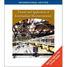 Theory and Application of Intermediate Microeconomics, International Edition (with InfoApps 2-Semester Printed Access Card)