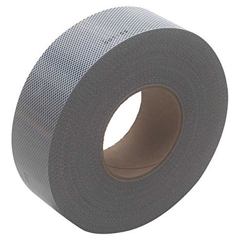 3M 963-10 White Reflective Tape - 2 in Width x 0.01 to 0.014 in Thick - 22499 [PRICE is per ROLL]