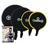 Hyperwear SandBell SLAM! Unfilled Weights Workout Intro DVD Bundle with 4 SandBells - Best Reviews Guide