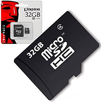 Acce2S - CARTE MEMOIRE 32 GO pour MOTOROLA Moto G 4G MICRO SD HC + ADAPT SD integral