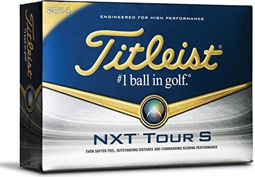 Titleist NXT Tour S Golf Balls (12-Pack) by Titleist -
