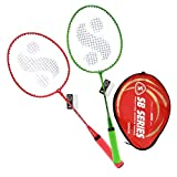 #8: Silver's JUNIOR JB-190 COMBO1 Badminton Kit