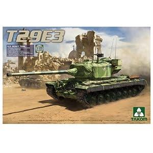 TAKOM Tak de 2064-Maqueta de U.S. Heavy Tank t29e3