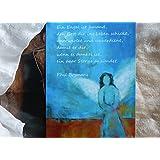 """""""Ein Engel…"""" Postkarte mit Eng"""