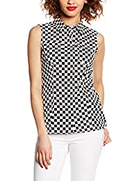 Love Moschino Camisa Mujer Blanco / Negro ES 36 (IT 40)