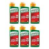 Roundup AC Konzentrat - 6 x 400 ml - Unkrautvernichter zur Bekämpfung von Moos und Unkräutern