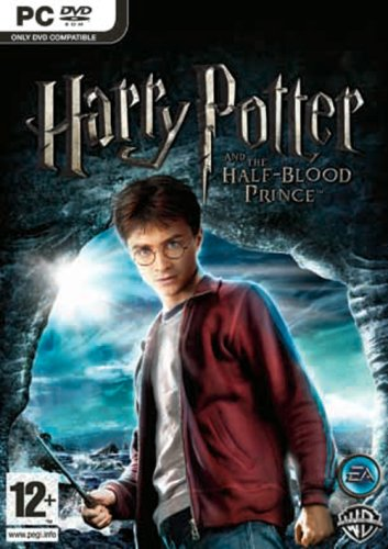 Click for larger image of Harry Potter and The Half Blood Prince (PC DVD)