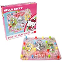 Pressman Hello Kitty Pop and Play Game