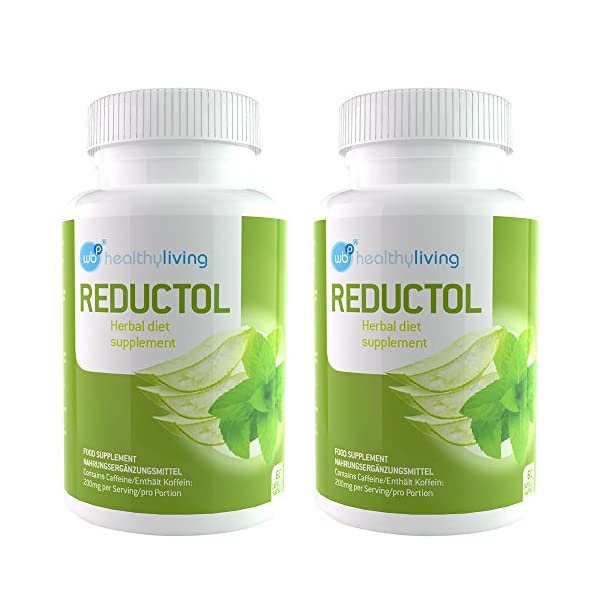 Wbp Reductol 100 Moneyback Guarantee Powerful Diet Pills For Men And Women Premium Quality Diet Supplement Best Quality And Value