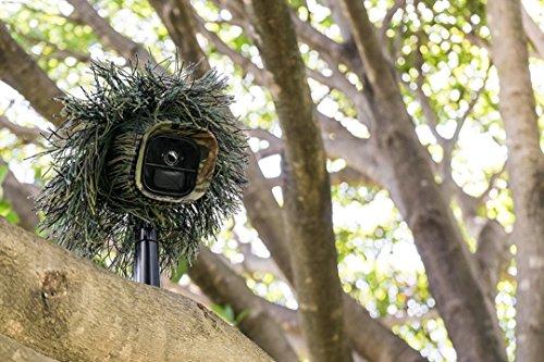 51q91F5kwbL [Bon Plan Amazon] Arlo Go -  Caméra de sécurité HD Mobile via SIM 3G/4G - idéal pour les zones sans wifi - vision nocturne HD, Son bidirectionnel l VML4030-100PES
