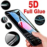 N4U Online® 5D Full Glue Tempered Glass Screen Protector