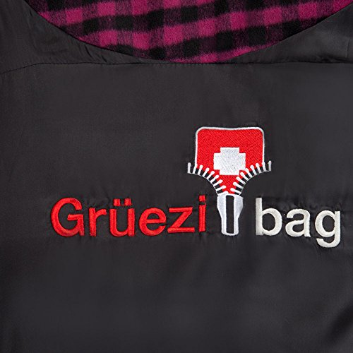 Grüezi-Bag Woolline Rv Rechts Mumienschlafsack - 4