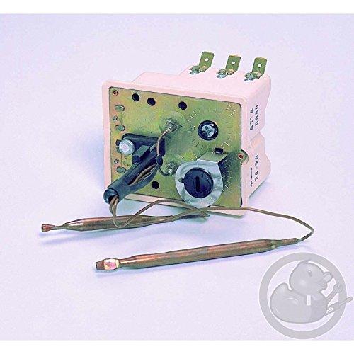 thermostat - a bulbes - réglage et sécurité bsdp0005 tc + patte - atlantic 029477