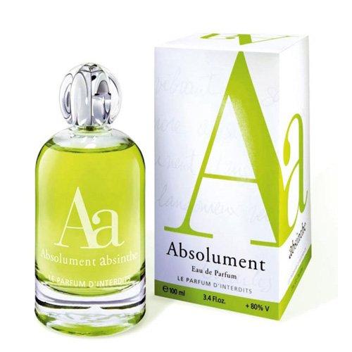 9604fce230b Absolument Parfemeur Absinthe Eau De Parfum Vapo 100ml