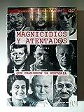 Magnicidios y Atentados que Cambiaron el Mundo 3 DVD BBC
