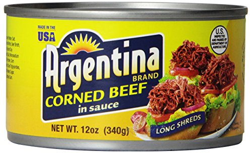 Argentina Corned Beef, 12 Ounce by Argentina