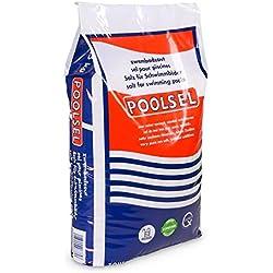 Sal para sal electrólisis 25kg poolsel®