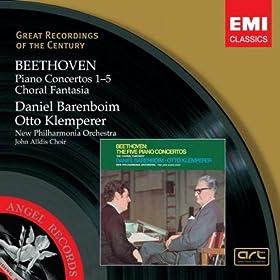 Great Recordings of the Century - Beethoven: Piano Concertos 1-5, Choral Fantastia