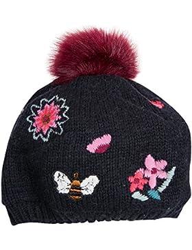 Catimini Bonnet Fleurs, Cappellopello Bambina