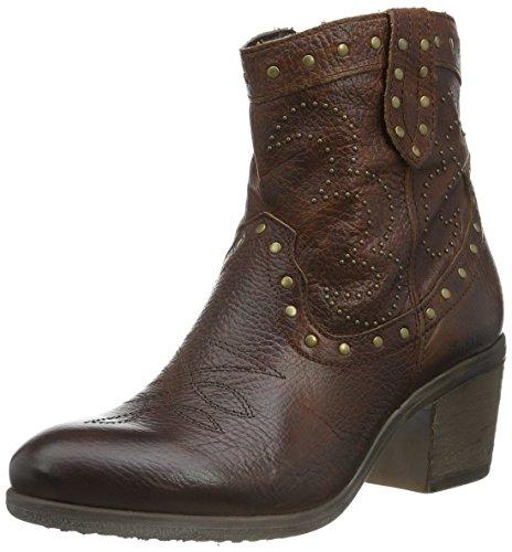 BULLBOXER Damen 849530E6L Cowboy Stiefel, Braun (Cogn), 39 EU (Womens Cowboy Boots)