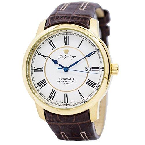 J. Springs npea004y Cal. y675Armbanduhr Mechanische Armbanduhr Automatik Herren