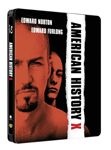 American History X - Steelbook (exklusiv bei Amazon.de) [Blu-ray] [Limited Edition]