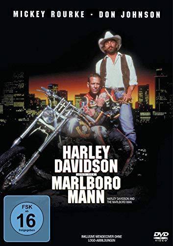 Harley Davidson und der Marlboro Mann (Action Cult, Uncut) -