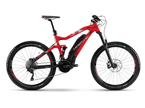 "'Bike Haibike SDURO FullSeven LT 10.0 27.5 ""Plus 20-v TG 44 Yamaha pw-x 500 Wh 2018 (Emtb All Mountain)/E-Bike SDURO FullSeven LT 10.0 27.5 Plus 20 Size 44 S. Yamaha pw-x 500 Wh 2018 (Emtb All Mountain)"