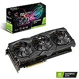ASUS ROG STRIX NVIDIA GeForce GTX 1660 Ti Advanced 6G Gaming (PCIe 3.0, 6GB DDR6 Speicher, HDMI, Displayport)
