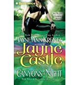 [ Canyons Of Night (Looking Glass Trilogy (Audio) #03) - Greenlight ] By Castle, Jayne (Author) [ Jul - 2012 ] [ Compact Disc ]