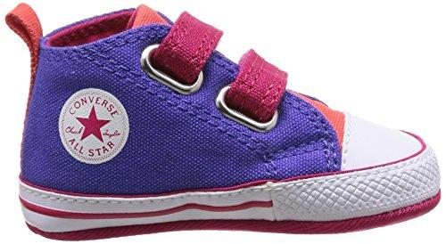 Framboise Berço Mandril violeta Babyschuhe Lauflernschuhe Inverso Zero Taylor Bebê Violeta Unisex Violeta qqEZU7Pw
