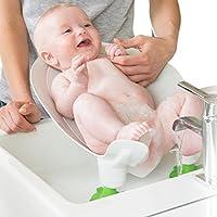 Chicco 00009130000000 Baby Coccola Bagnetto per Lavabo, 0-6m, Bianco