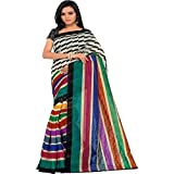 Sarees Designer Women's Bhagalpuri Silk Saree With Blouse Piece(Bhagalpuri Saree) - B07D7VMWNP